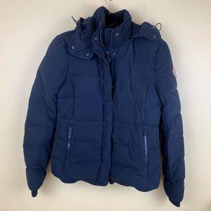 Jan Mayen arctic Puffer coat